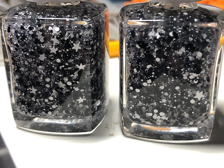 Connect the Stars with holo flake