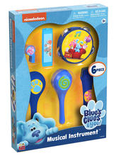 80046 (BLUE CLUES) Musical Instrument bo