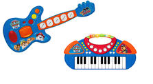 50013 (PAW PATROL) 25 Note Keyboard + Fu