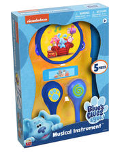 80047 (BLUE CLUES) Musical Instrument bo