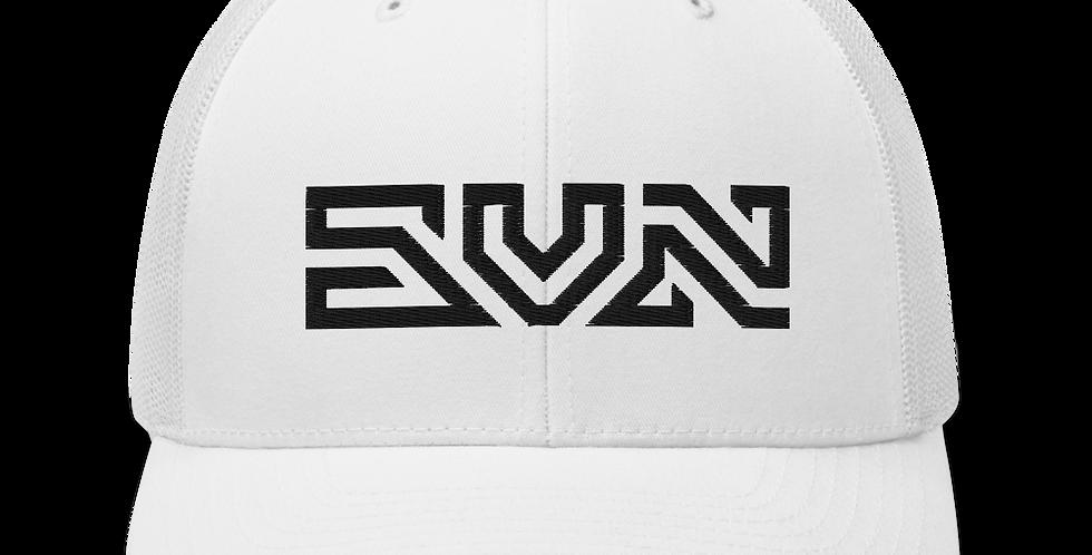 Icon trucker cap white