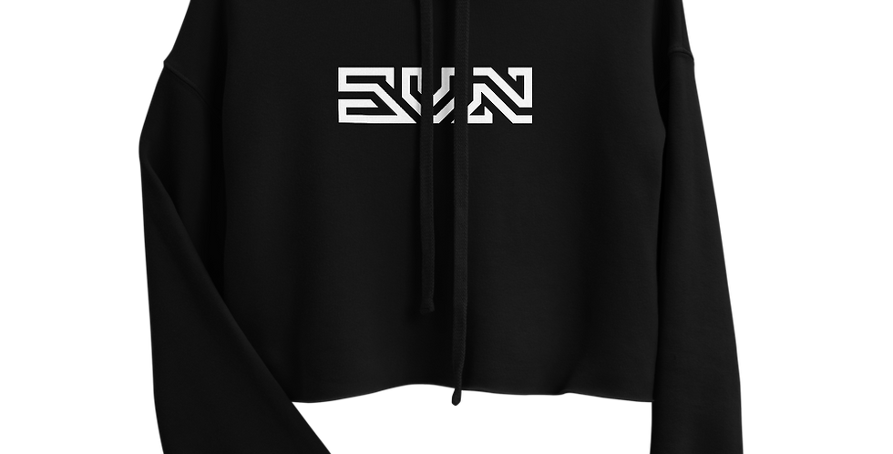 SVN Crop top hoodie