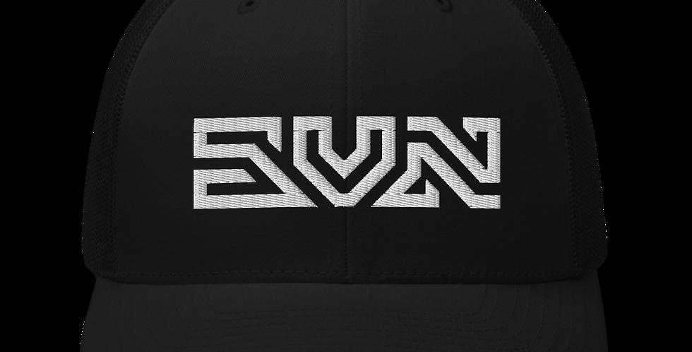 Icon trucker cap black