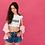 Thumbnail: SVN cropped shirt white