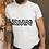 Thumbnail: SVN text men shirt white