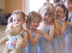 Wendy Sandercock Academy of Dance - Classes 1