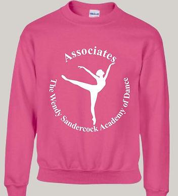 Wendy Sandercock Academy of Dance - PreAssociates Sweatshirt