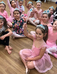 Wendy Sandercock Academy of Dance - Melody Bear Classes