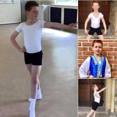 English Youth Ballet - August '21