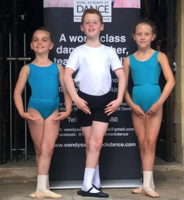 Royal Ballet School audition success - July '21