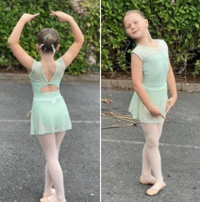 English Youth Ballet Rehearsals - Sept '21