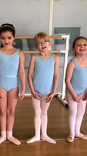 Wendy Sandercock Dance - Uniform - Grade 1 Ballet