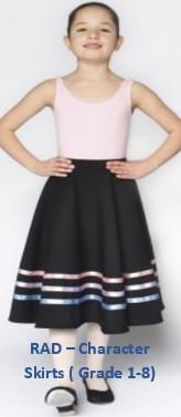 RAD Character skirts
