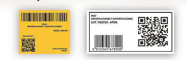 Dispensador de etiquetas