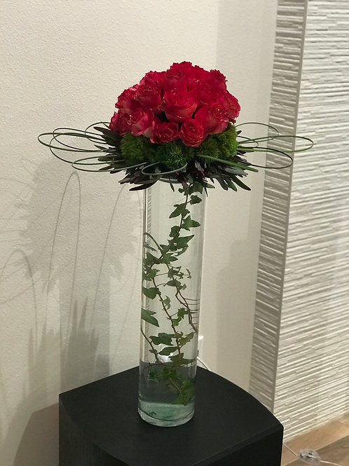 Rose Center Piece