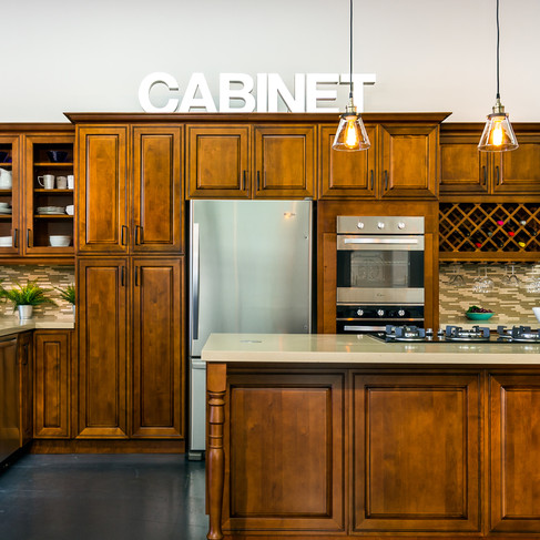 Cognac Cabinet