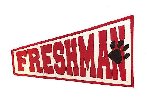 Freshman Cheer Megaphone