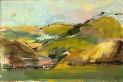 wiltshire white horse (sold)