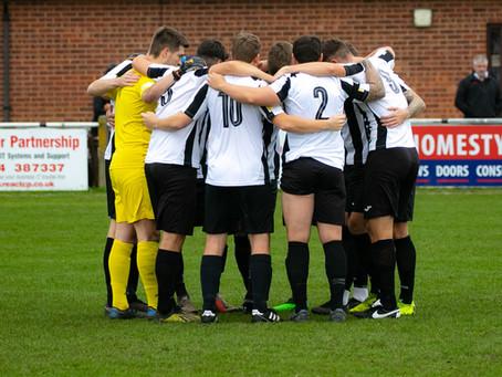 Match Photos Thetford Town
