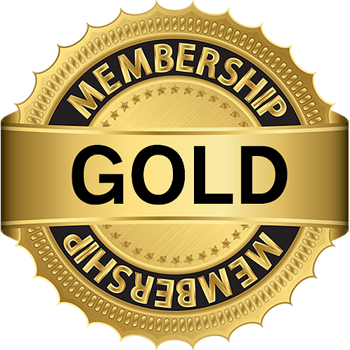 PAY MONTHLY Gold Membership