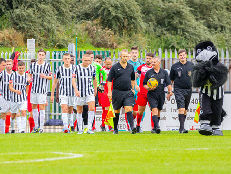 Corby Town A FA Cup Extra Preliminary Round