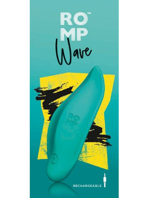 ROMP Wave - Lay on vibe - Rechargeable