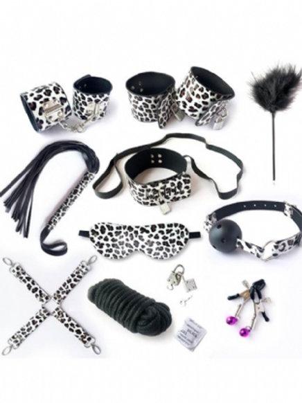 BDSM Kit - Leopard Print
