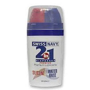 Swiss Navy 2 in 1