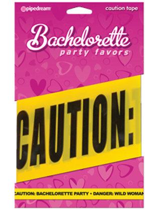 Bachelorette - Caution Tape