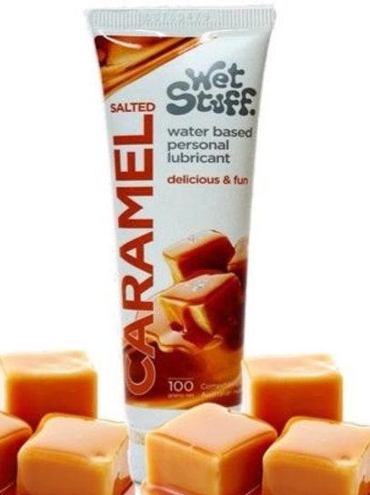 Wet Stuff Salted Caramel 100g