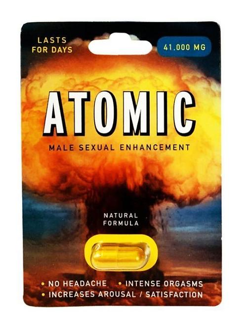 Atomic Natural Formula - 1 Tablet