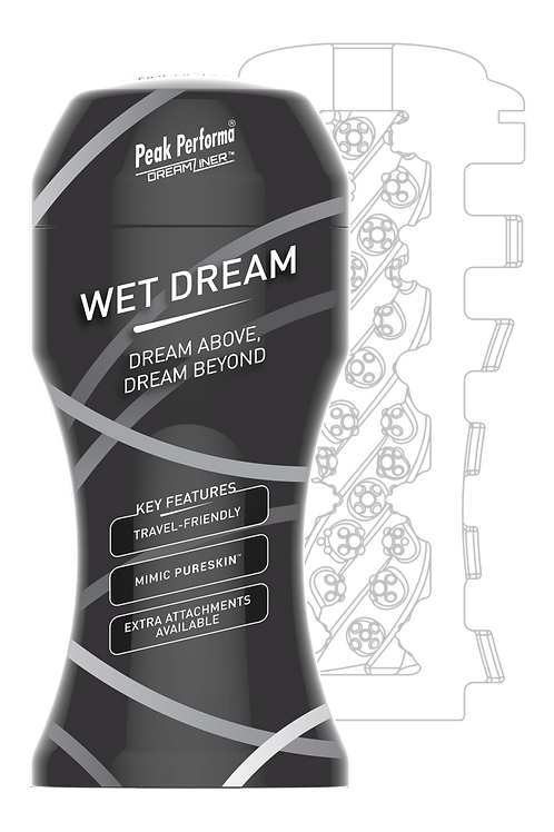 Wet Dream Dream Liner Masturbation Aid