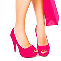 Just Adult Logo Pink Heels.jpg
