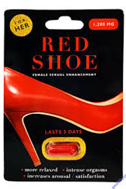 Red Shoe Female Sexual Enhancement