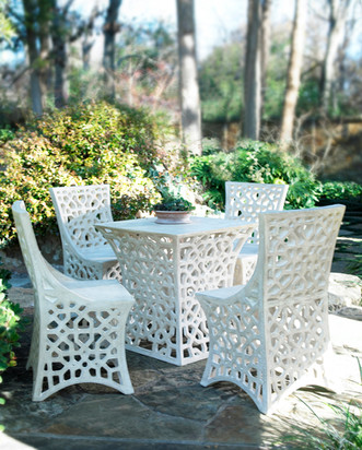 Outdoor Furniture Photography Dining