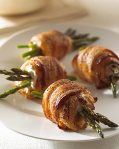 Food Photography Bacon Wrapped