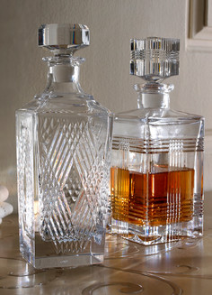 Product Photography Decanters