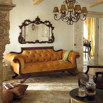Furniture Photographer Leather Sofa