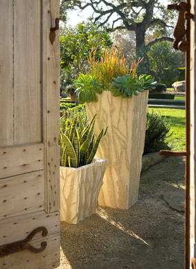Outdoor Furniture Photography Planters