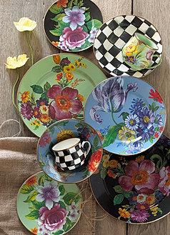 MacKenzie Childs Dinnerware & Tabletop Gallery