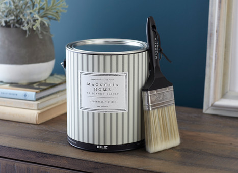 Product Photography Magnolia Home Paint