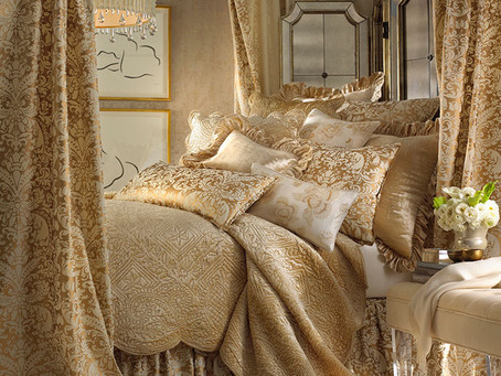Beautiful Bedding!