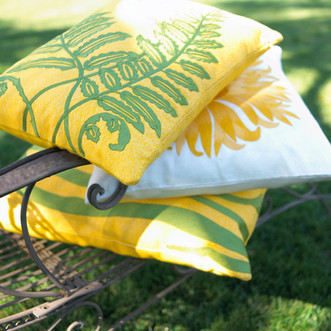 Outdoor Pillows Photography