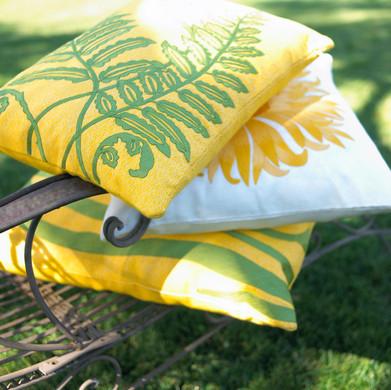 Outdoor Pillows Photography
