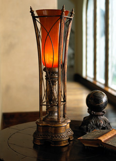 Product Photography Decorative Lamp