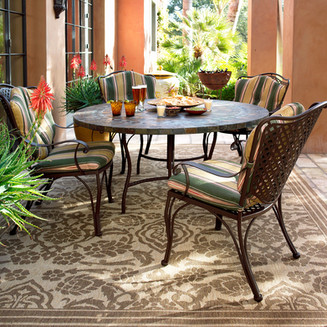 Outdoor Furniture Photography Patio Dining