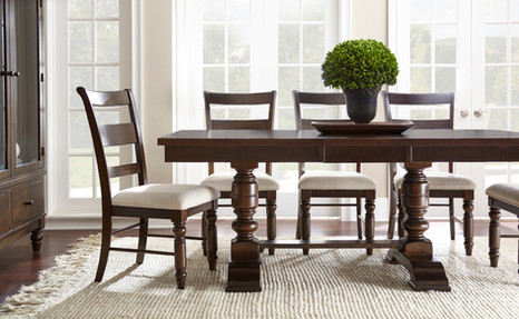 Furniture Photographer Trestle Dining Room
