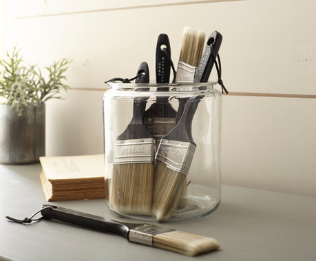 Product Photography Magnolia Home Paint Brushes