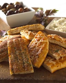 Food Photography Foccacia Bread