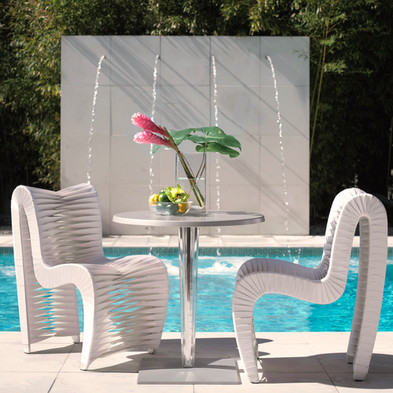 Outdoor Furniture Photography Modern